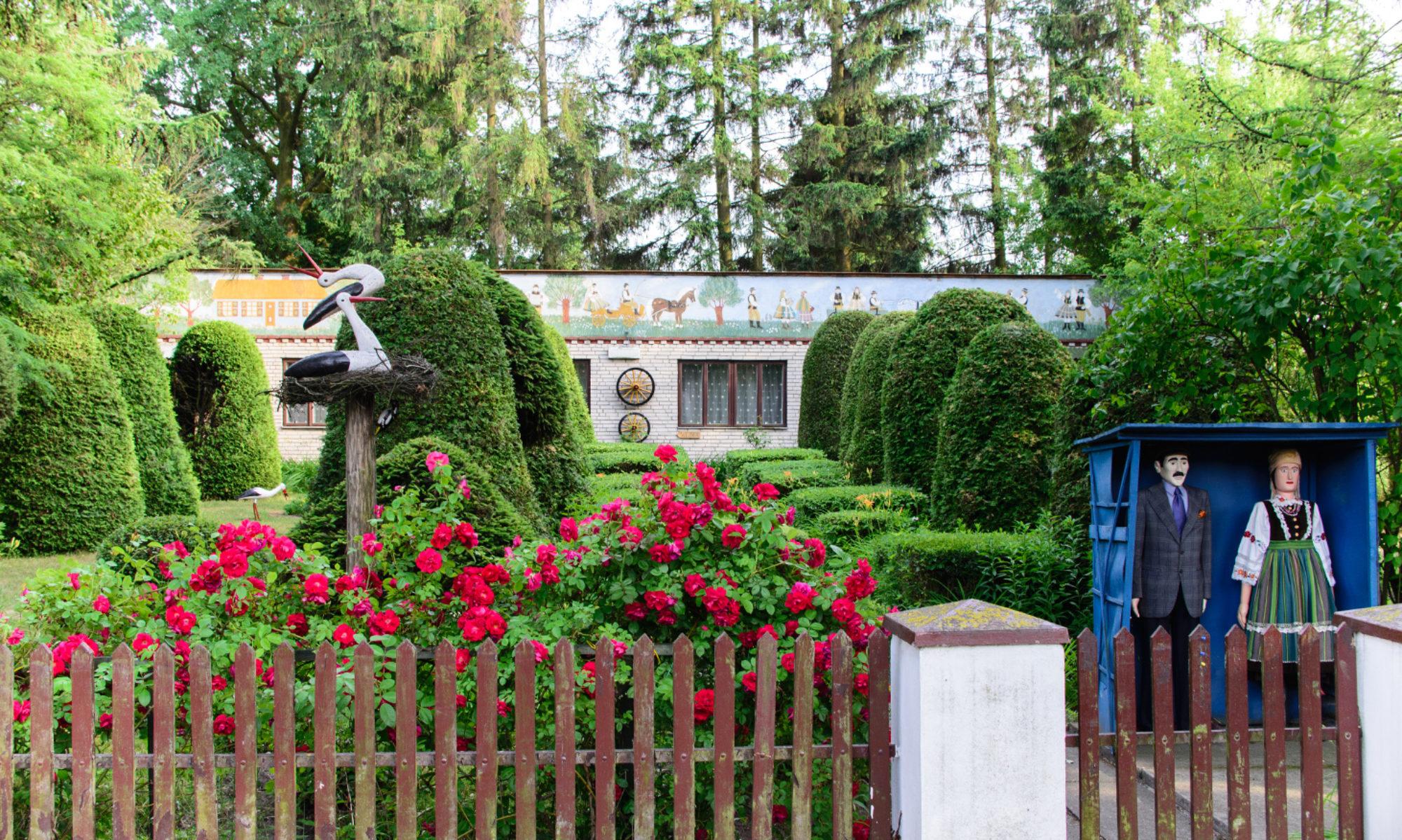 Muzeum Ludowe Rodziny Brzozowskich w Sromowie